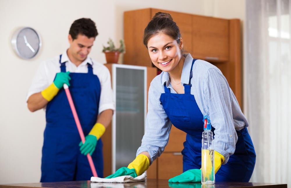 Private Wohnungs Reinigung